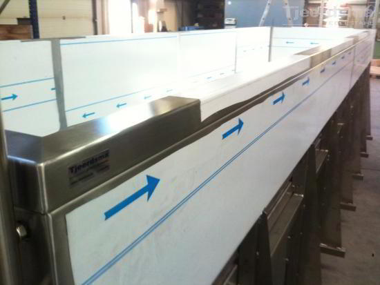 News stainless steel sink